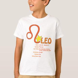 T-tröja för Leo dragungar T-shirt
