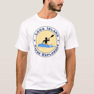 T-tröja för Long Islandkajakutforskare T-shirt