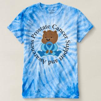 T-tröja för medvetenhet för prostatacancerservice tröja