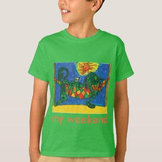 """T-tröja """"för min helg"""" t shirt"""