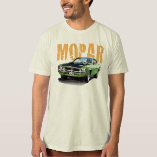 T-tröja för MOPAR-muskelPlymouth dammtrasa T Shirt