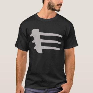 T-tröja för mörk för Strake för sida för Chrysler Tröja