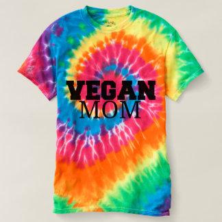T-tröja för mors dagVeganmamma T-shirts