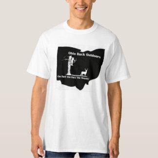 T-tröja för Ohio bock utomhus T Shirts