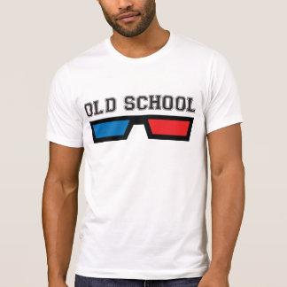 T-tröja för old school 3D T Shirt