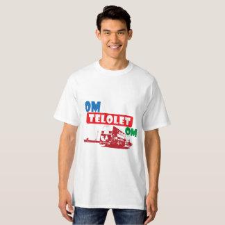 T-tröja för Om Telolet Om T-shirt