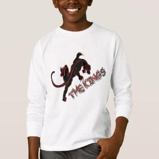 T-tröja för panterkungdesign tshirts
