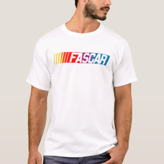 T-tröja för parodi Fascar för Auto tävla T-shirt