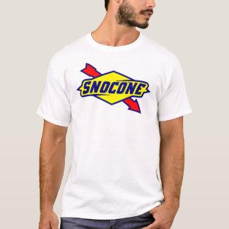 T-tröja för parodi för snökottelogotyp t-shirts