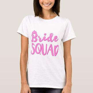 T-tröja för party för brudSquadBachelorette T-shirts