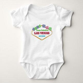 T-tröja för pojkeLas Vegas kvarter Tröjor
