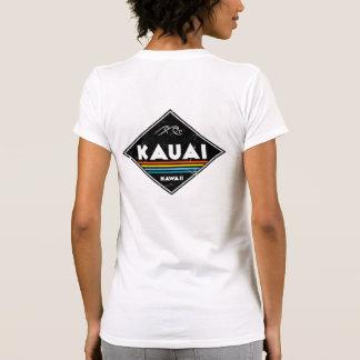 T-tröja för prisma för Kauai surfaCo. (kvinnor) T Shirt
