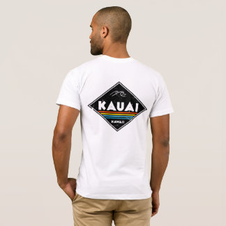 T-tröja för prisma för Kauai surfaCo. (manar) T-shirt