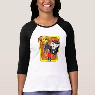 T-tröja för Raglan för sleeve för stil 3/4 för Tee