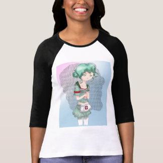 T-tröja för Raglan för sleeve för Tröja