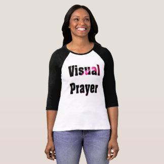 T-tröja för Raglan för sleeve för visuellt T Shirts