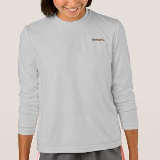 T-tröja för Samantha Sport-Teklångärmad Tee