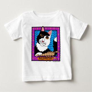 T-tröja för ScorpioZodicat spädbarn T Shirts