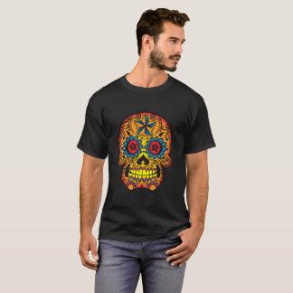 """T-tröja för sockerskalle""""day of the dead"""" t-shirt"""