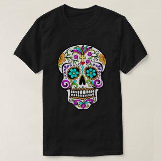 """T-tröja för sockerskalle""""day of the dead"""" tshirts"""
