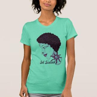 T-tröja för solenoid Sistah Tee Shirts