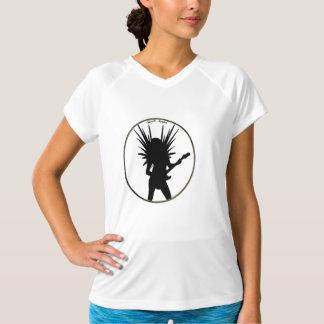 T-tröja för stenängellogotyp tröjor