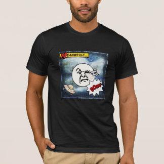 T-tröja för stil för månelandning komisk tee shirts
