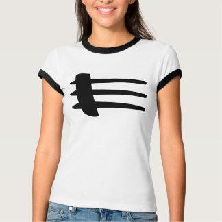 T-tröja för Strake för Chrysler korseldsida Tröjor