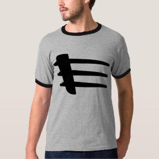 T-tröja för Strake för Chrysler korseldsida Tshirts