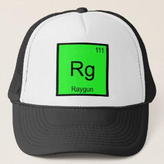 T-tröja för symbol för Rg - Raygun kemiinslag Keps
