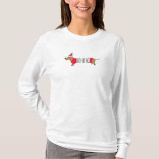 T-tröja för taxjullångärmad t-shirts