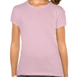 T-tröja för tecknade figurer för rolig guldfiskuts