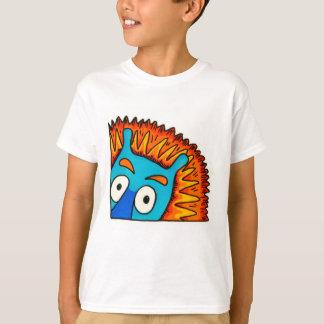 T-tröja för ungar för Pyjamabondekick 5 Tee