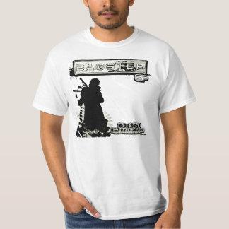 "T-tröja för universitetslärareGoliath ""Bagstep EP"" Tshirts"
