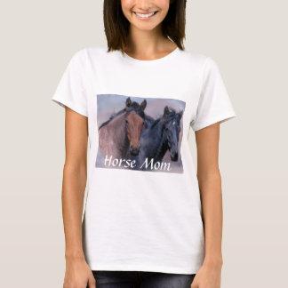 T-tröja för vildhästdamer tee