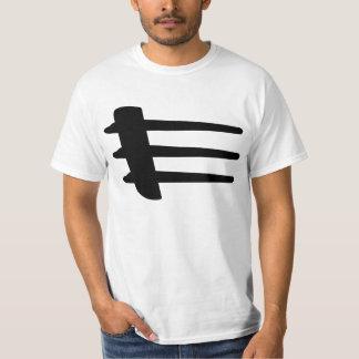 T-tröja för vit för Strake för Chrysler T-shirts