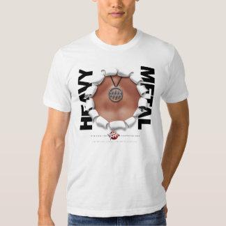T-tröja för WMA-vitpassande Tee Shirts