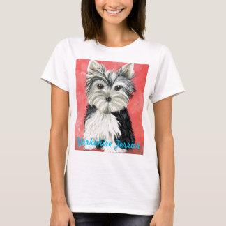 T-tröja för Yorkshire Terrier Tee Shirts