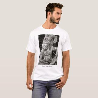 T-tröja - forntida Mayan figur - Mexico T Shirts