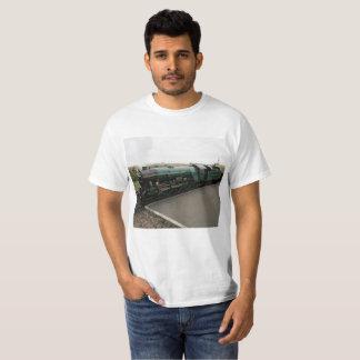 T-tröja med ångatågbilden tshirts