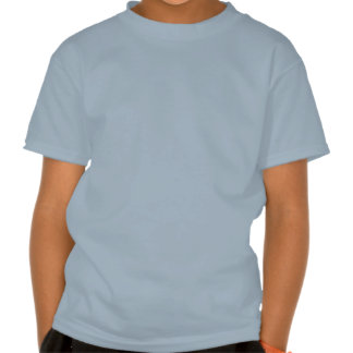 T-tröja med ett roligt mantryck