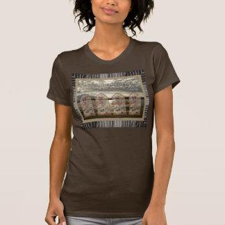 T-tröja med inspirera citationstecken av Mary Daly Tee Shirts