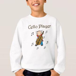 T-tröja och gåvor för spelare för stick t shirt