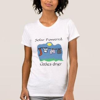 T-tröja - sol- drivit, klädertork tröjor