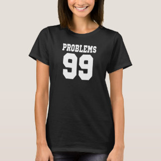 T-tröja Tumblr för problem 99 Tshirts