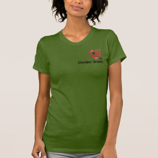 T-tröjaKvinna kärlek min Clumber Spaniel