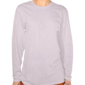 T-tröjaKvinna kärlek min engelska Foxhound Tee Shirts