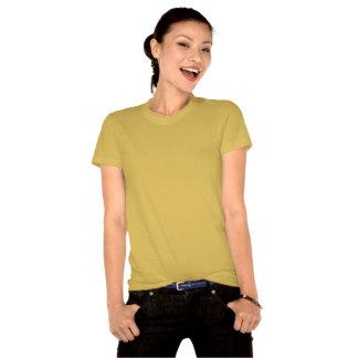 T-tröjaKvinna kärlek min irländska Wolfhound T Shirts