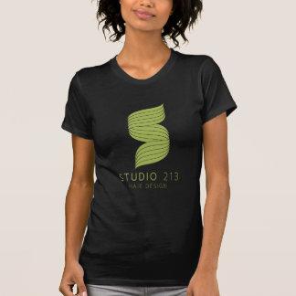 T-tröjakvinnor för studio 213 t-shirt