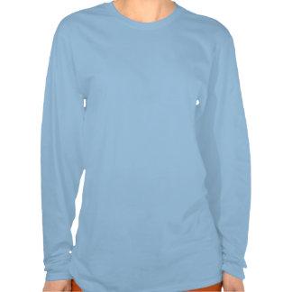 T-tröjalångärmadkvinnor älskar min AiredaleTerrier Tröjor